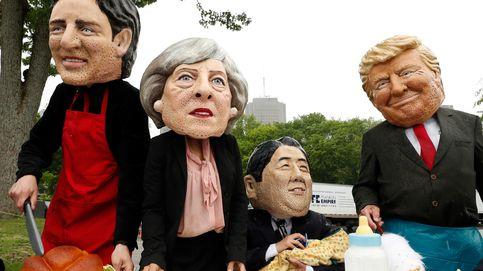 Macron quiere 'echar' a EEUU del G7: Trump agota la paciencia de los demás líderes