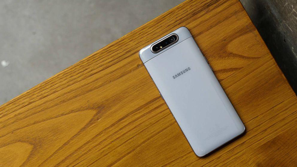 7 días con el móvil más estrafalario y original del año: este es el Samsung Galaxy A80