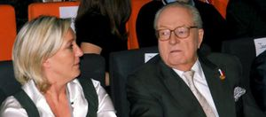 Foto: La hija del histórico Jean Marie Le Pen se hace con las riendas del Frente Nacional francés