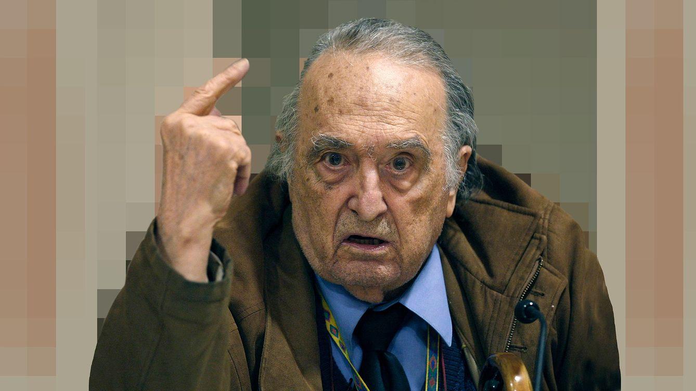 Foto: Rafael Sánchez Ferlosio.