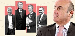 Post de Estos son los aspirantes a presidir el Eurogrupo (y por qué De Guindos no está entre ellos)