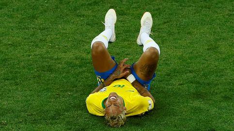 El miedo de Neymar a una recaída de su lesión en el pie se convierte en psicosis