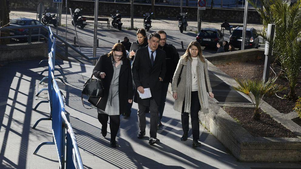 El jurado absuelve a los acusados de espiar a los rivales de Esperanza Aguirre en el PP