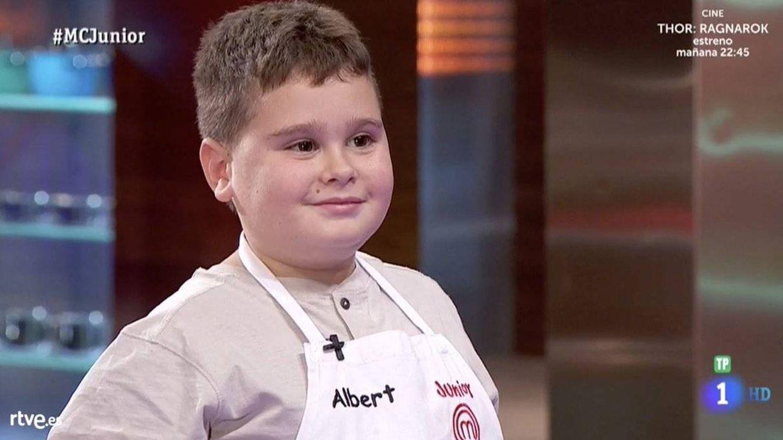 'MasterChef Junior 7': Albert y los otros aspirantes que participarán en la final