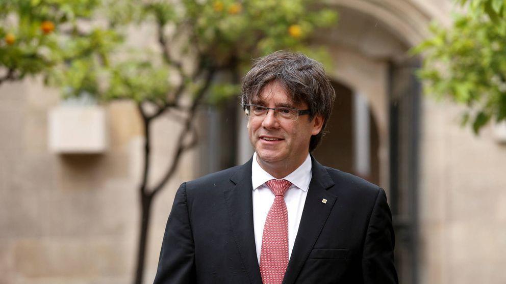 El TC corta de raíz la ley de tránsito hacia la República y la Hacienda catalanas