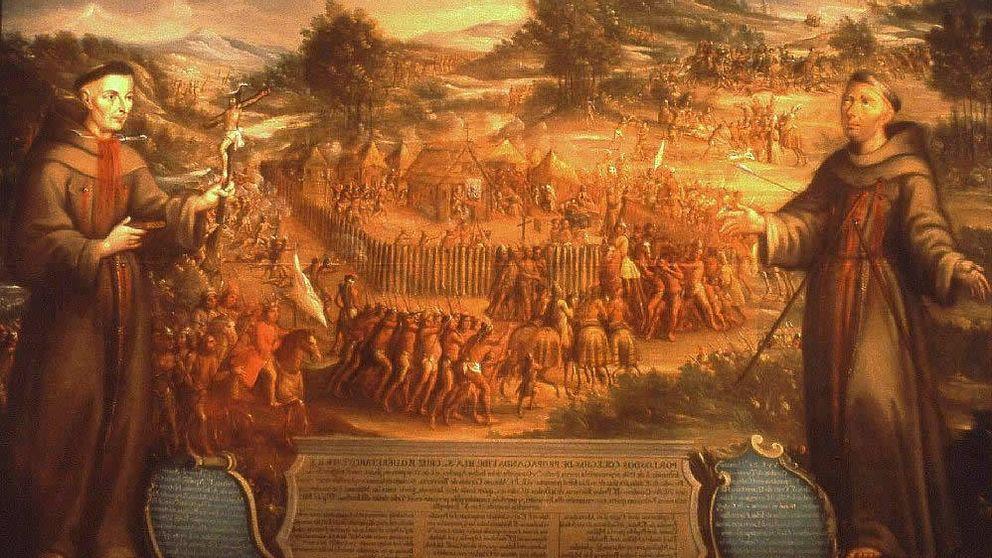 La batalla de los españoles contra los comanches: la masacre de San Sabá