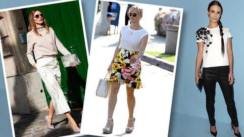 ¿No sabes qué ponerte hoy? Inspírate en Olivia Palermo, Lily Donaldson, Rihanna, Kate Moss y sus mejores looks