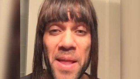 El vídeo con el que Dani Alves avergüenza a los hinchas del Barça