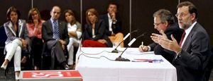 El empresario Antonio Catalán media entre Zapatero y Sanz para que UPN apoye los presupuestos del Gobierno