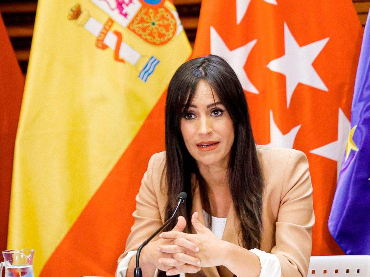 Foto: Begoña Villacís. (EFE)