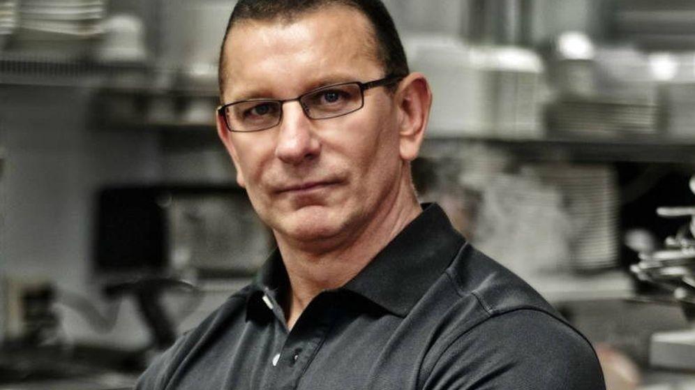 Foto: El chef Robert Irvine. (Food Network)