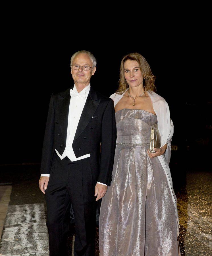 Foto: Álvaro y Antonella en una imagen de archivo. (Cordon Press)