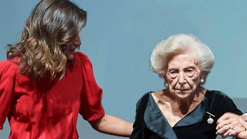 Mercedes Junco Calderón, fundadora de '¡Hola!', ha muerto a los 99 años