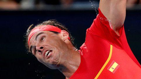 Australia - España en la ATP Cup: horario y dónde ver a Rafa Nadal en TV y 'online'