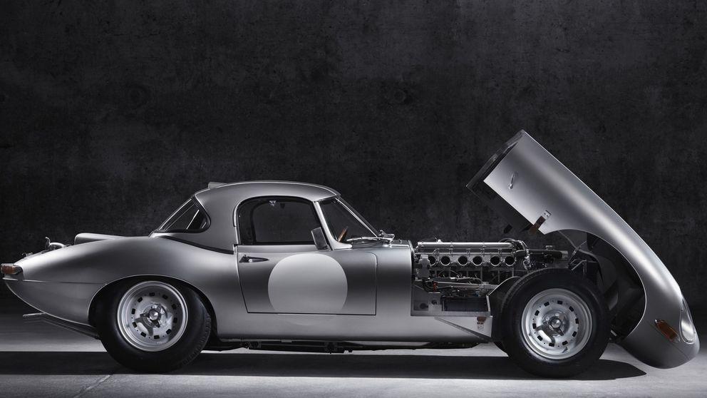 Jaguar E-Type Lightweight, el fin de una historia que comenzó en 1964