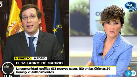 El rotundo consejo de Martínez-Almeida, al mojarse en el conflicto del clan Pantoja