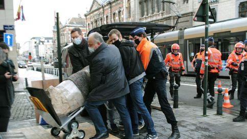 Recuperan una estatua del siglo I a. C. robada hace 10 años de un museo