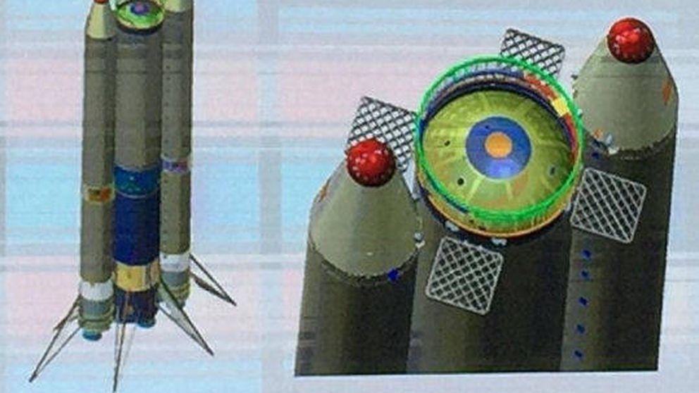 China se pone las pilas en la batalla del espacio: estrena nuevo cohete comercial