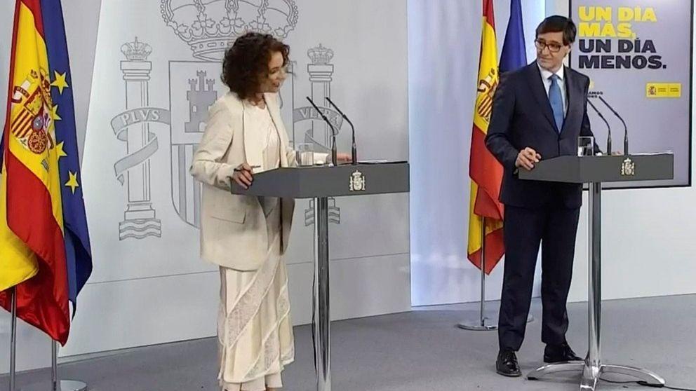 Montero dice que trabaja en prorrogar los ERTE del sector turístico tras el 30 de junio