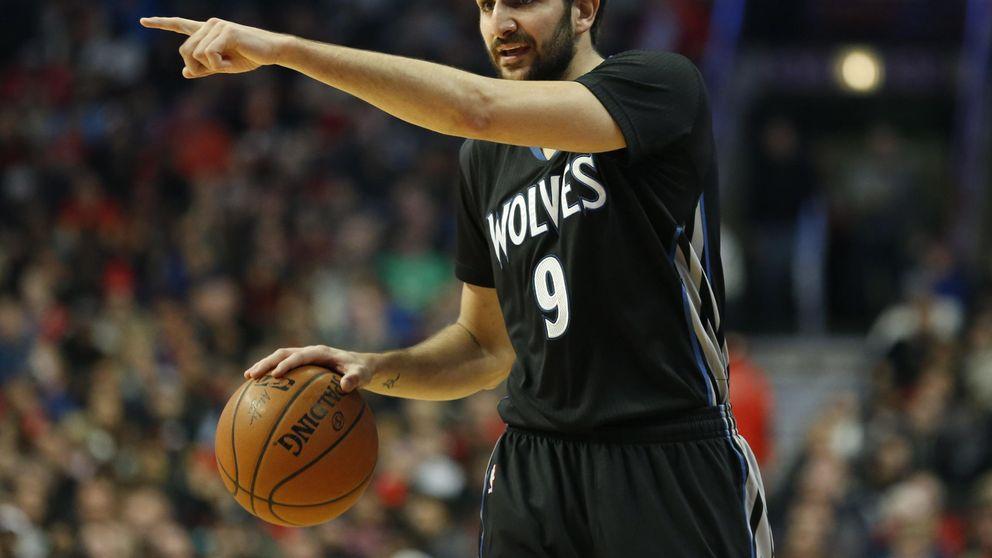 Ricky firma un 'doble-doble' y los Wolves caen ante unos Bulls sin Pau