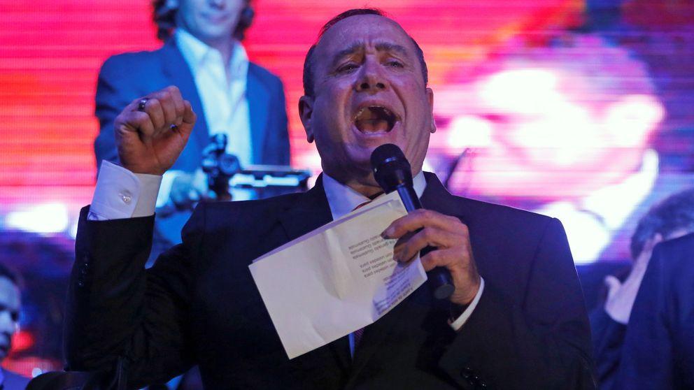 Giammattei gana las presidenciales de Guatemala con cerca del 60% de los votos