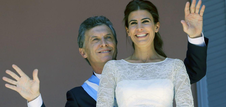 Foto: El presidente de Argentina, Mauricio Macri, y su mujer, Juliana Awada, el pasado 10 de diciembre (Gtres)