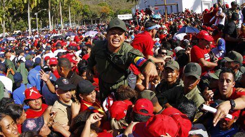 El poder militar en el futuro político de Venezuela