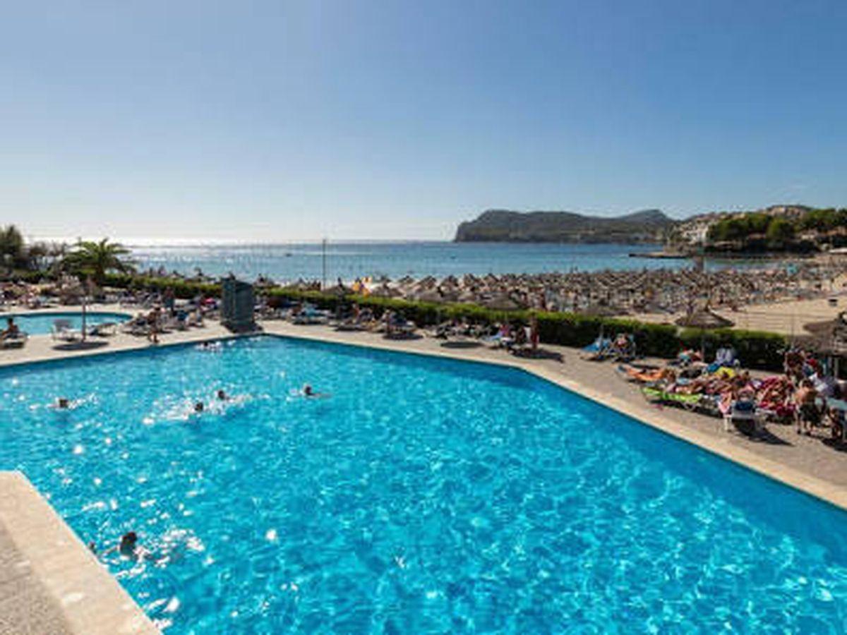 Foto: Hotel Beverly Playa, en Mallorca.