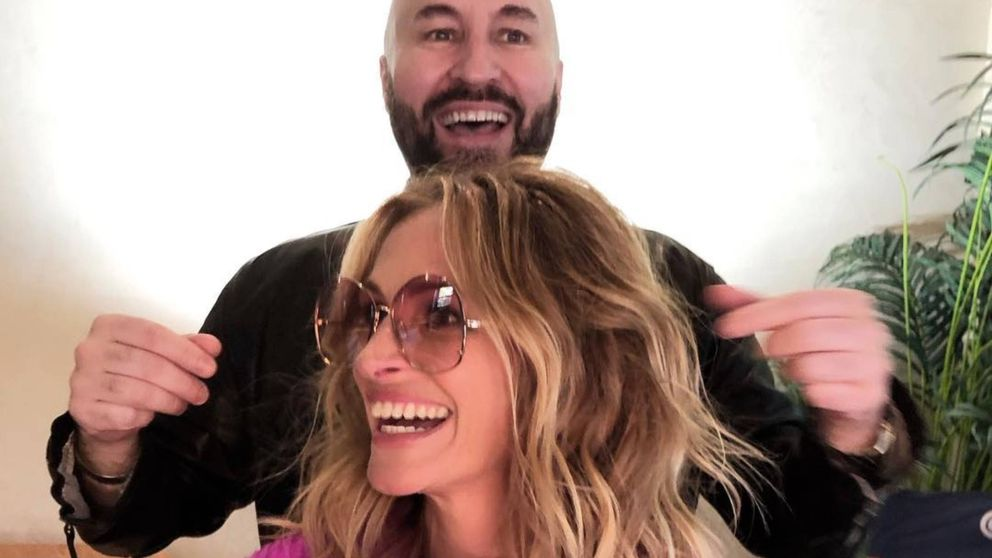Los cortes de pelo que recomienda Serge Normant, el estilista de Julia Roberts y Meghan Markle