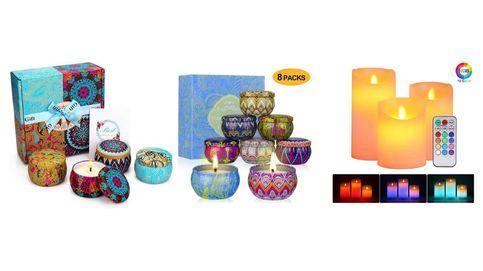 Las velas aromáticas y perfumadas que necesitas para ambientar tu casa