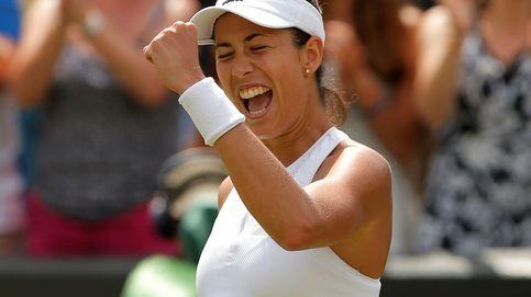 En directo, el partido de Wimbledon entre Garbiñe Muguruza y Kuznetsova