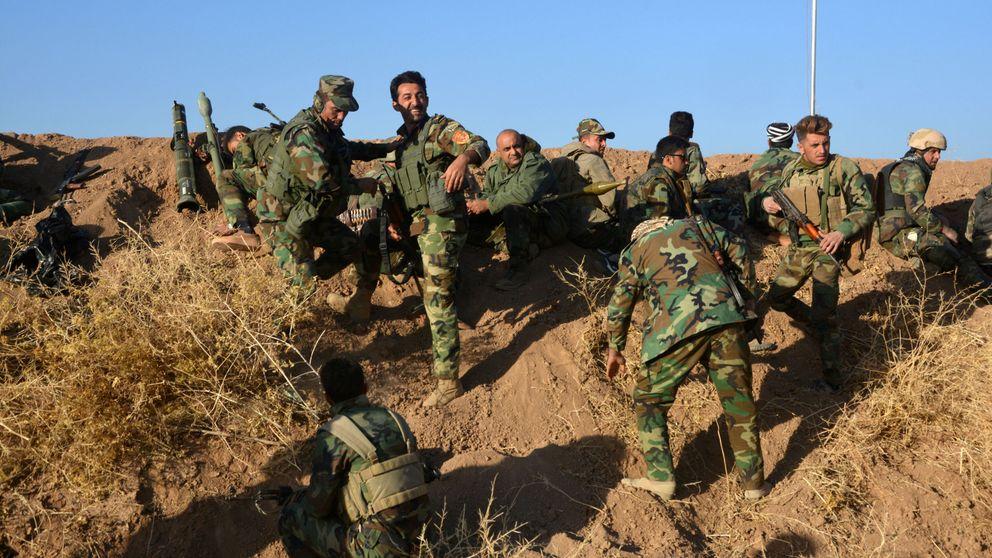 Inquietud en Bruselas: la ofensiva de Mosul provoca el regreso de yihadistas
