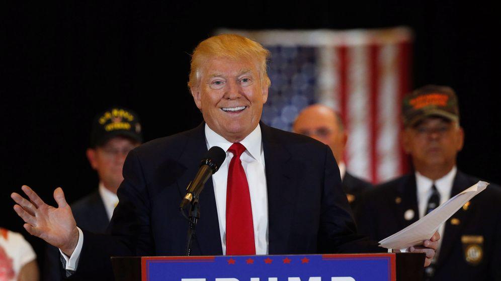 Foto: El presidente electo de Estados Unidos, Donald Trump. (Reuters)