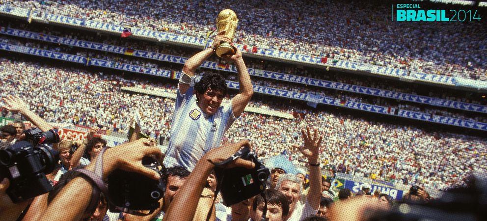 Foto: México '86: el Mundial de Maradona