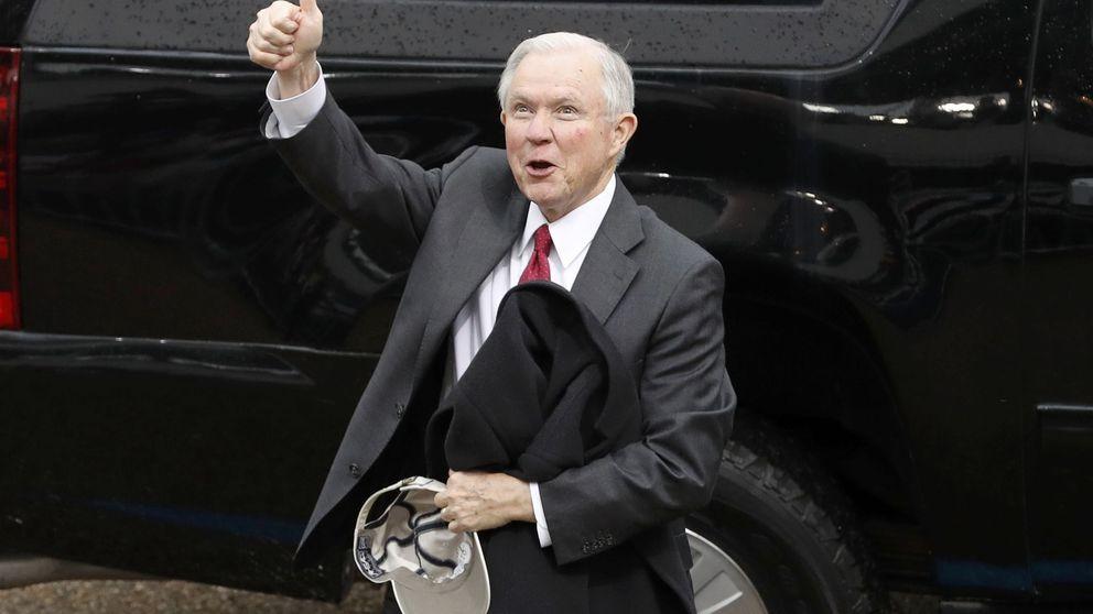 El Senado de Estados Unidos confirma a Jeff Sessions como fiscal general