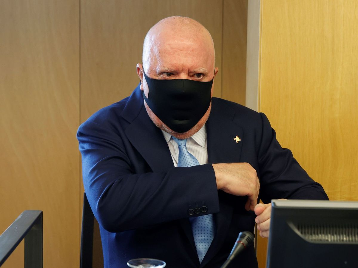 Foto: El comisario jubilado José Manuel Villarejo. (EFE)