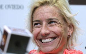 La RFEA absuelve a Marta Domínguez por las anomalías de su pasaporte biológico