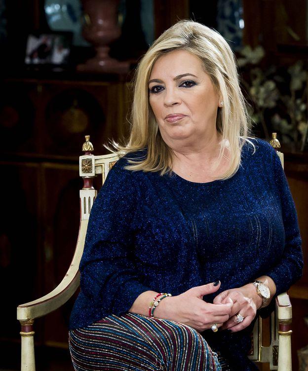 Foto: Carmen Borrego en una imagen de archivo. (Mediaset)