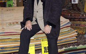 El actor Pepe Ruiz (Avelino), a punto de morir por una perforación de esófago