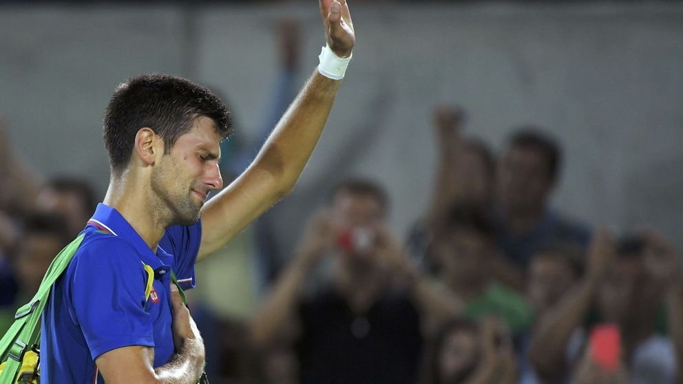 ¿Qué significa el desgarrador llanto de Djokovic tras caer frente a Del Potro?