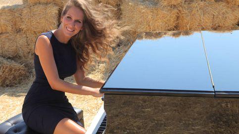 La cantante María Toledo se casará en otoño con el torero Esaú Fernández