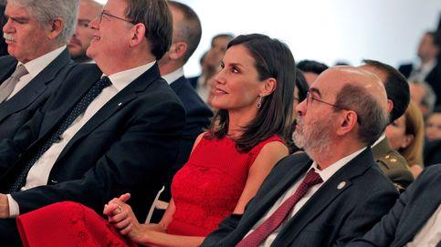La reina Letizia y los bollos preñaos poco sostenibles del centro de la FAO en Valencia