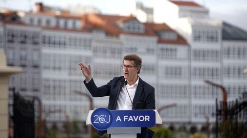 El Partido Popular pasa de desahuciado a favorito en Galicia