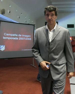 Gil Marín, preocupado, pide disculpas a la afición atlética