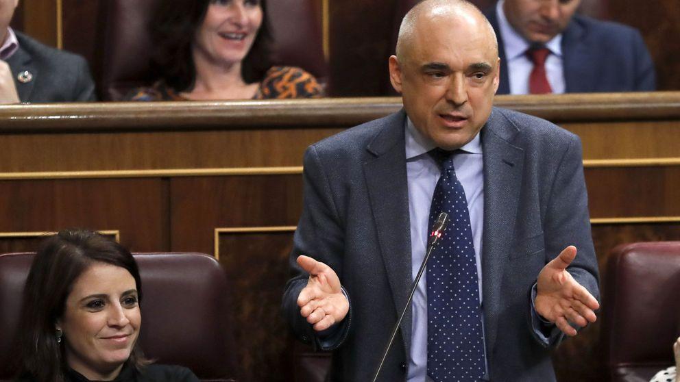 PSOE, UP y nacionalistas rechazan crear una comisión para investigar el caso Ábalos