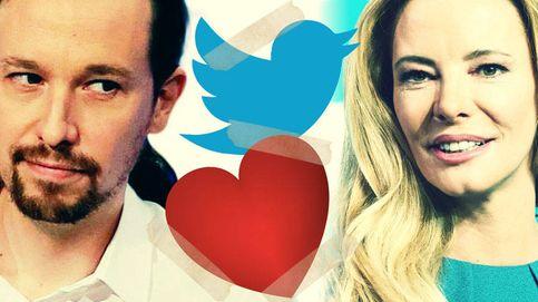 Paula Vázquez se ríe del rumor que la une a Pablo Iglesias tras un tuit de Ussía