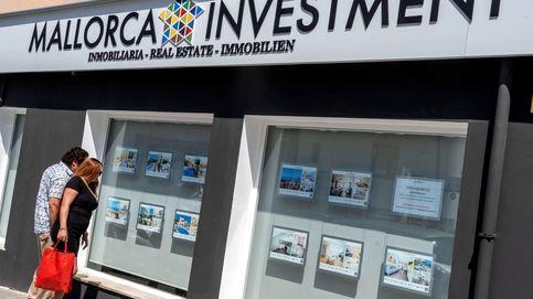 Los precios de la vivienda caen por encima del 4% en Mediterráneo e islas