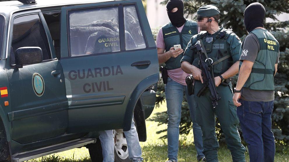 Detenido en Barcelona un supuesto yihadista que buscó objetivos bajo la alarma