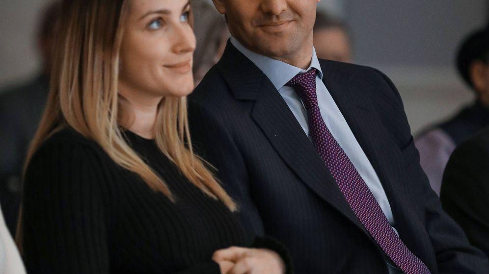 Foto: Ernest Augusto, príncipe de Hanover, y su mujer, la princesa Ekaterina. (Cordon Press)