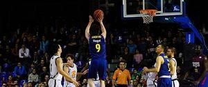 Navarro y Sada se lesionan en la victoria con sufrimiento ante el Bilbao Basket